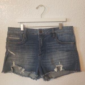 STS Blue Nordstrom denim shorts